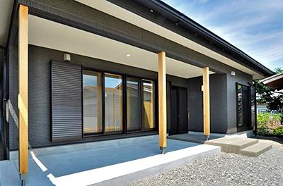 新築住宅施工事例0727